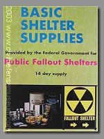 Click To See Shelter Supplies Display